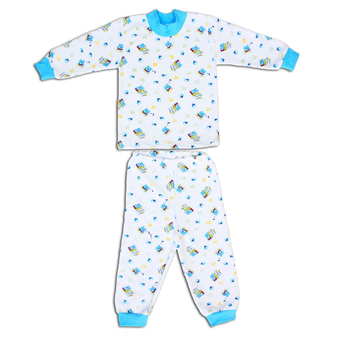 Как сделать детскую пижаму